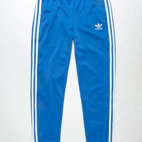 ADIDAS Superstar Blue Boys Track Pants