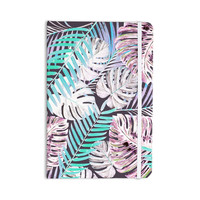 """Alison Coxon """"Midnight Jungle"""" Pink Blue Everything Notebook"""
