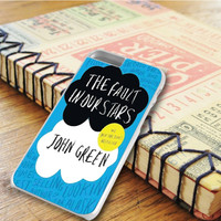 The Fault In Our Stars Qoutes iPhone 6 Plus Case