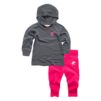 Nike Legging Set-Baby Girls - JCPenney