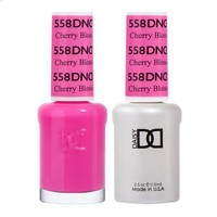 DND - Gel & Lacquer - Cherry Blossom - #558