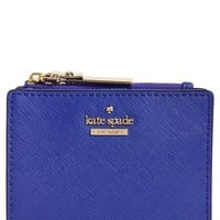 kate spade new york cameron street - adalyn slim leather wallet | Nordstrom