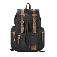 Vintage Style Mountaineer Backpack