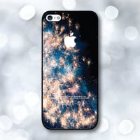 iPhone 5 Case, iPhone 5S Case - Fireworks / iPhone 5S Case, iPhone 5S Cover, Cover for iPhone 5S, Case for iPhone 5S