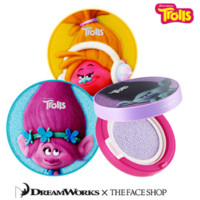 [THE FACE SHOP] Tone Up Cushion Trolls Edition