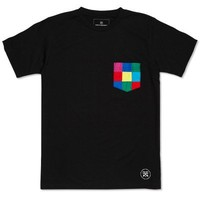 Uniform Experiment Colour Chart Pocket Tee