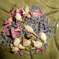 FAIRY RING Artisan Herbal Tea, Organic