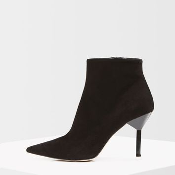 **Premium Suede Ankle Boots | Topshop