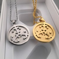 New Arrival Stylish Jewelry Shiny Gift Hot Sale Fashion Hip-hop Club Necklace [6542739011]