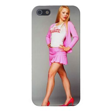 Custom Regina George Mean Girls iPhone5/5c Phone Case