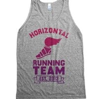 Athletic Grey Tank | Funny Pitch Perfect Shirts
