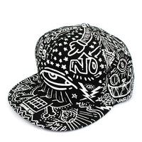Cap - Yes Or No - Snapbacks & Beanies - Women - Modekungen