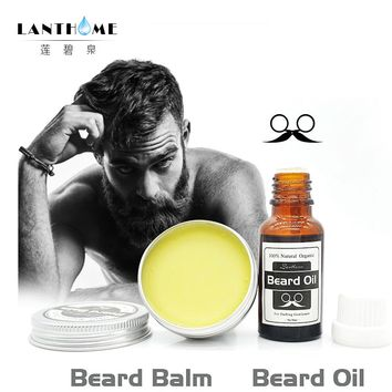 Natural Beard Wax Balm & Oil for Men Best Grooming product for men