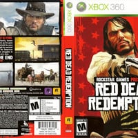 Red Dead Redemption (No Map) - Xbox 360