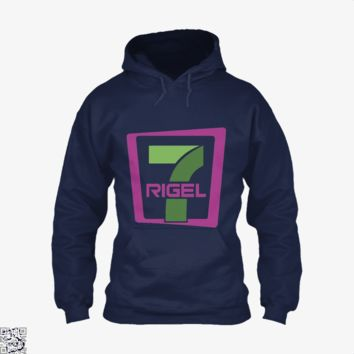 Rigel 7 11, The Simpsons Hoodie