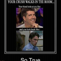 That happens between my friends all the time!
