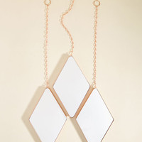 Mid-Century Marvel Mirror Set in Copper | Mod Retro Vintage Decor Accessories | ModCloth.com