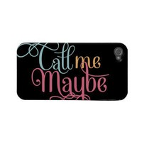 Call me Maybe Girly from Zazzle.com