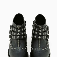 Shoe Cult Brix Stud Ankle Boot
