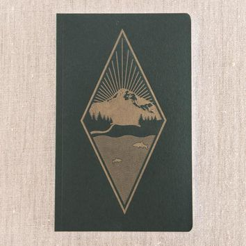 Best Coast Diamond Notebook