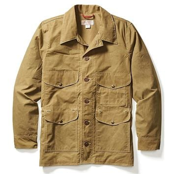 Filson Soy Wax Cape Cruiser Jacket - Men's