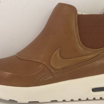 KUYOU Nike Womens Air Max Thea Mid Ale Brown 859550-200