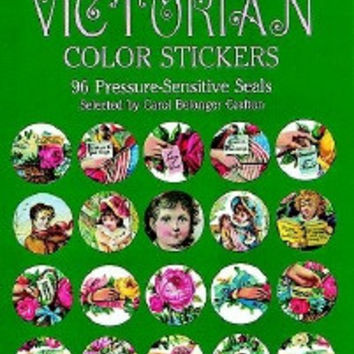 Victorian Color Stickers