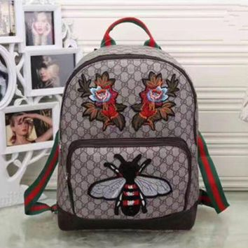 PEAPON0 Gucci Women Fashion  School Bookbag Backpack G-LLBPFSH