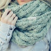 Fireside Oversized Scarf