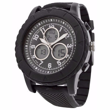 FMD by Fossil Men's Standard 3-Hand Digital / Chronograph Watch FMDAW018