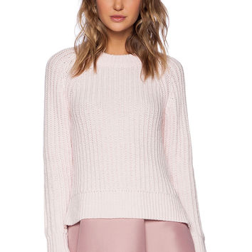 Kate Spade New York Women's Blush Side Zip Sweater