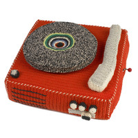 Anne-Claire Petit - Vintage Turntable - the KID who