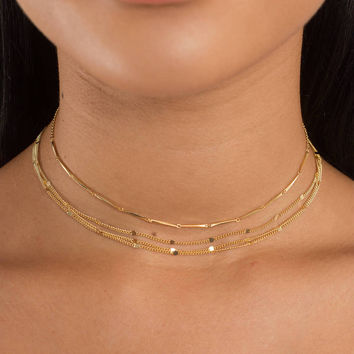 Laguna Niguel Layered Necklace