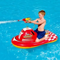 Splash & Play Wave Attack 55-in. Inflatable Ride-On Pool Toy