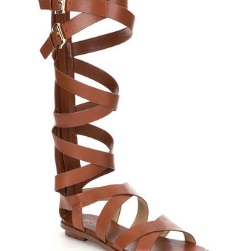 MICHAEL Michael Kors Darby Gladiator Sandals | Dillards
