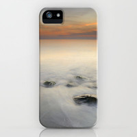 The sea iPhone Case by Guido Montañés