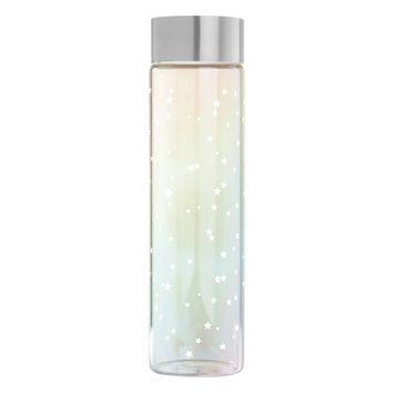 HOLOGRAPHIC WATER BOTTLE: LUCKY STARS