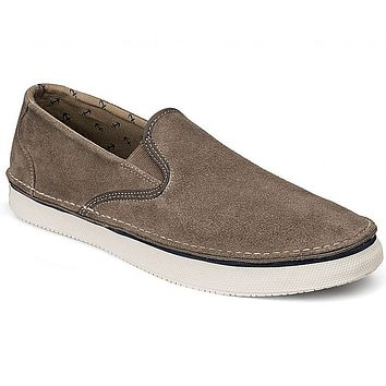 Men's Slip-On Sneaker in Cruz Suede by Sperry