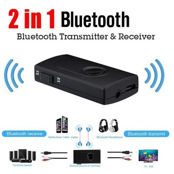 Wireless Bluetooth Transmitter  Audio Music Adapter With USB
