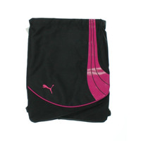 Puma Graphic Drawstring Cinch Bags