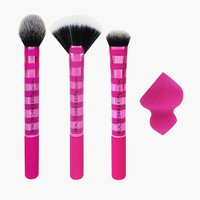 Real Techniques Ready Set Glow Brush Set