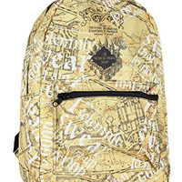 Harry Potter Marauder's Map Backpack