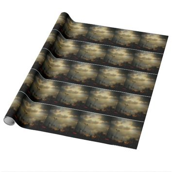 Storm Wrapping Paper