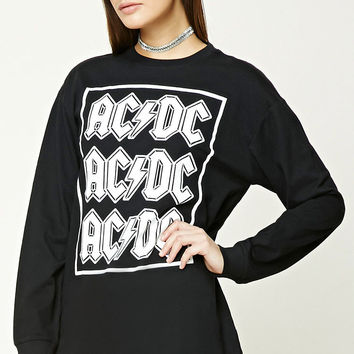 ACDC Long-Sleeve Band Tee