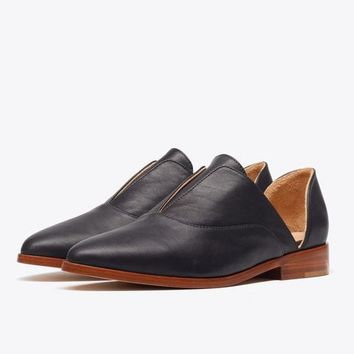 Emma d'Orsay Oxford Black