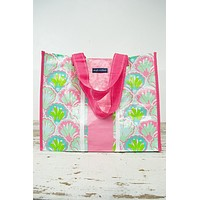 SeaShells Everyday Tote Bag/ Simply Southern