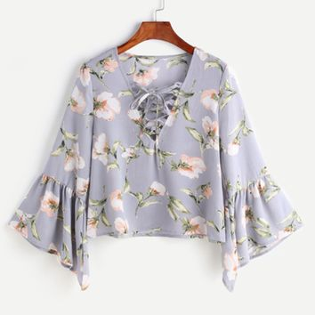 Floral Babe Blouse