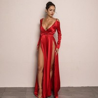 Destination Dress - Red