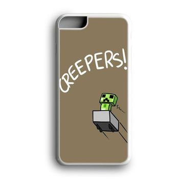 Black Friday Offer Minecraft Creepers iPhone Case & Samsung Case