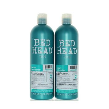 TIGI Bed Head Urban Anti-dote Recovery Shampoo & Conditioner Duo Damage Level 2